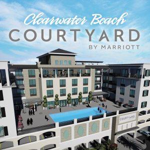 Clearwater Beach Courtyard Marriott