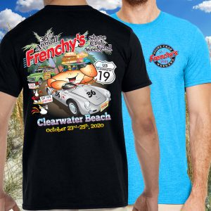 Frenchy's 36th Annual Stone Crab Weekend 2020 T-Shirt SHIRT