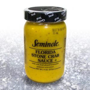 Stone Crab Mustard Sauce